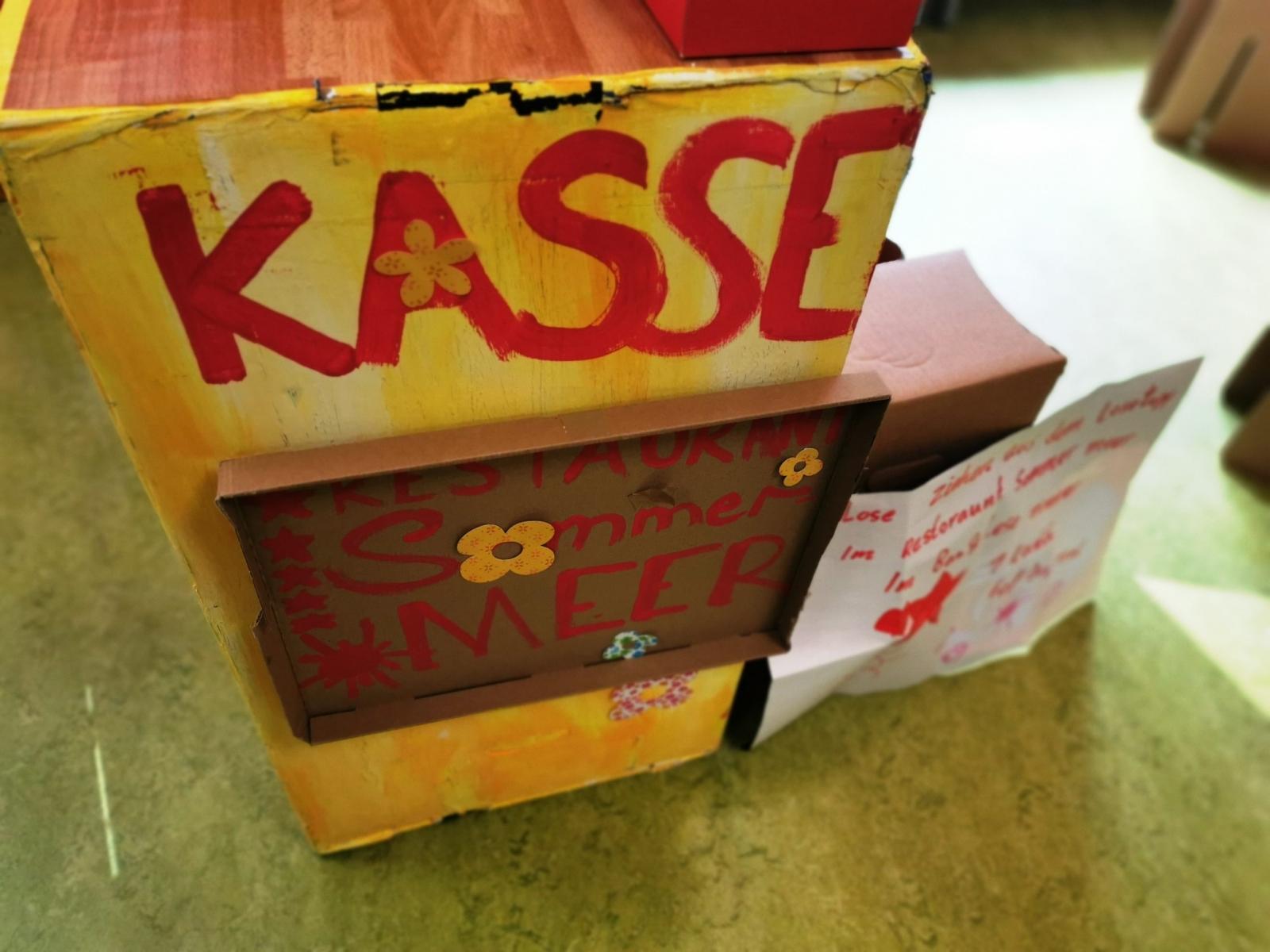 Projekt von Schüler*innen des Horts im CSM